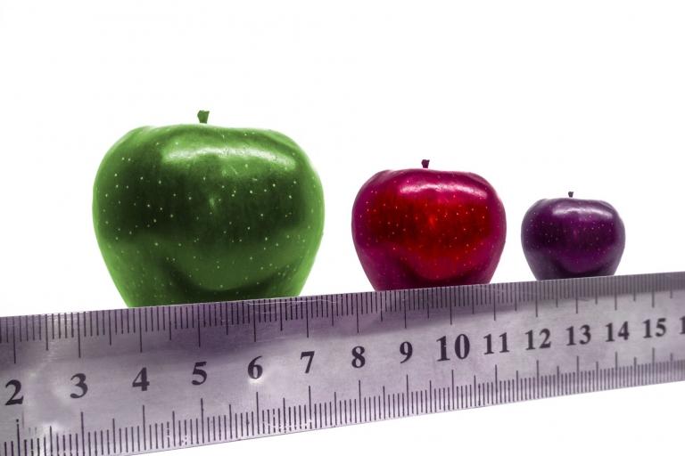 Effect van bladvoeding op de vruchtmaat
