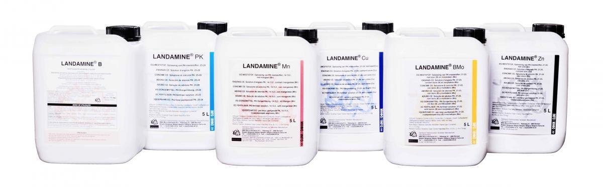 Landamine Range